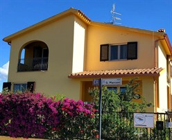 accommodation sardinia italy: B&B L'Arcobaleno